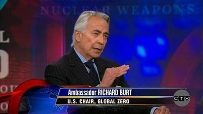 The Daily Show with Trevor Noah Season 15 :Episode 51 Richard R. Burt