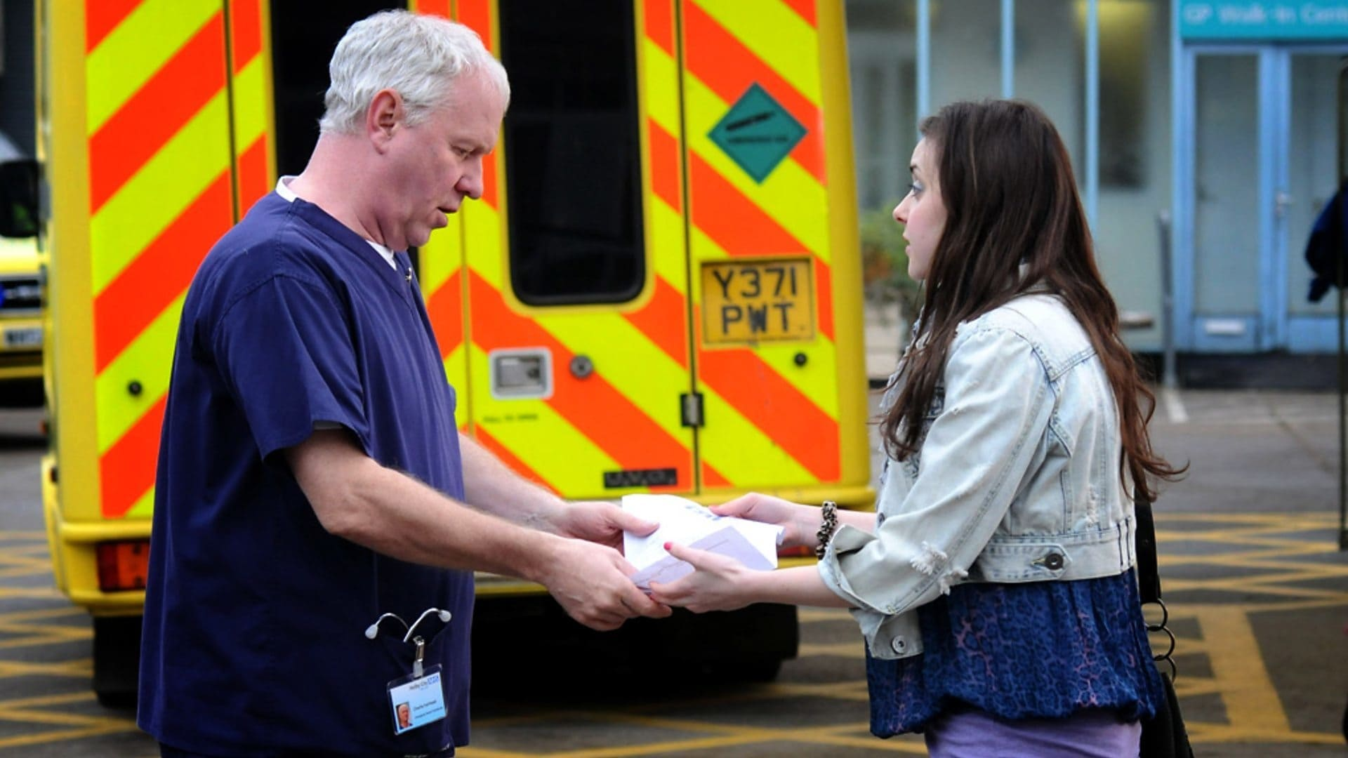 Casualty Season 24 :Episode 36  Russian Endings