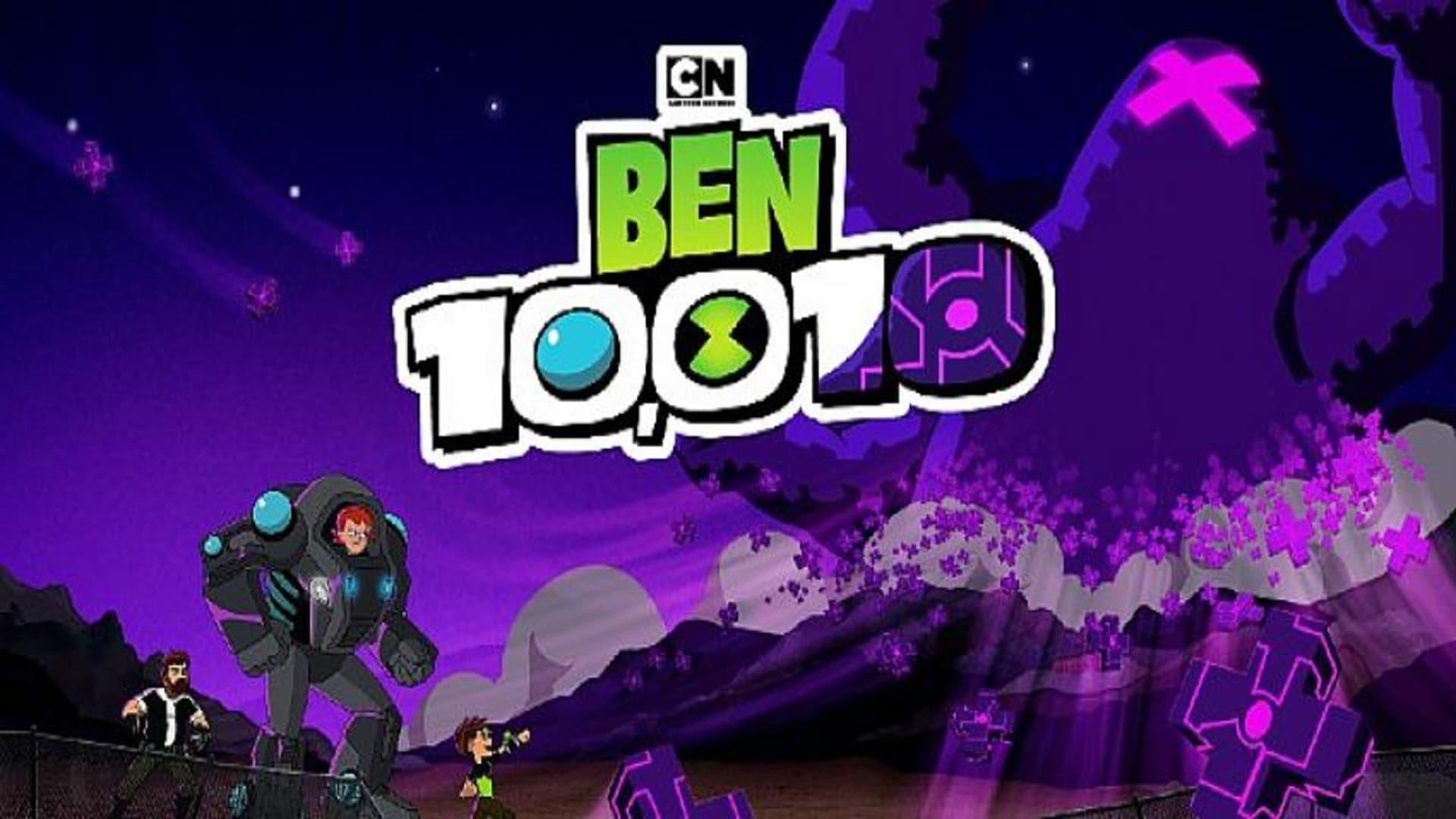 Ben 10: Ben 10,010 (2021) Watch Online