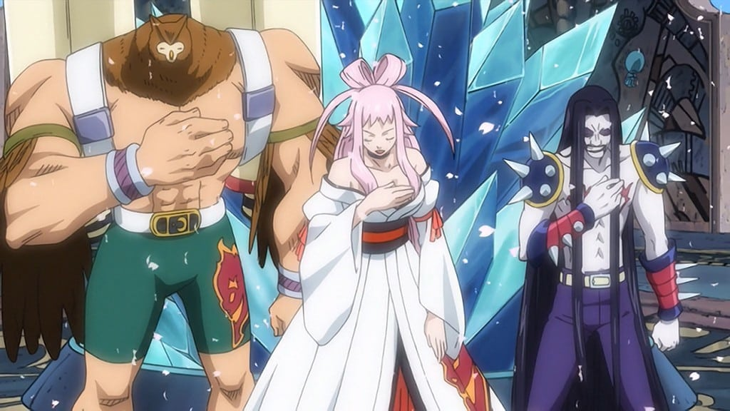 Fairy Tail Season 1 :Episode 36  Heaven's Game