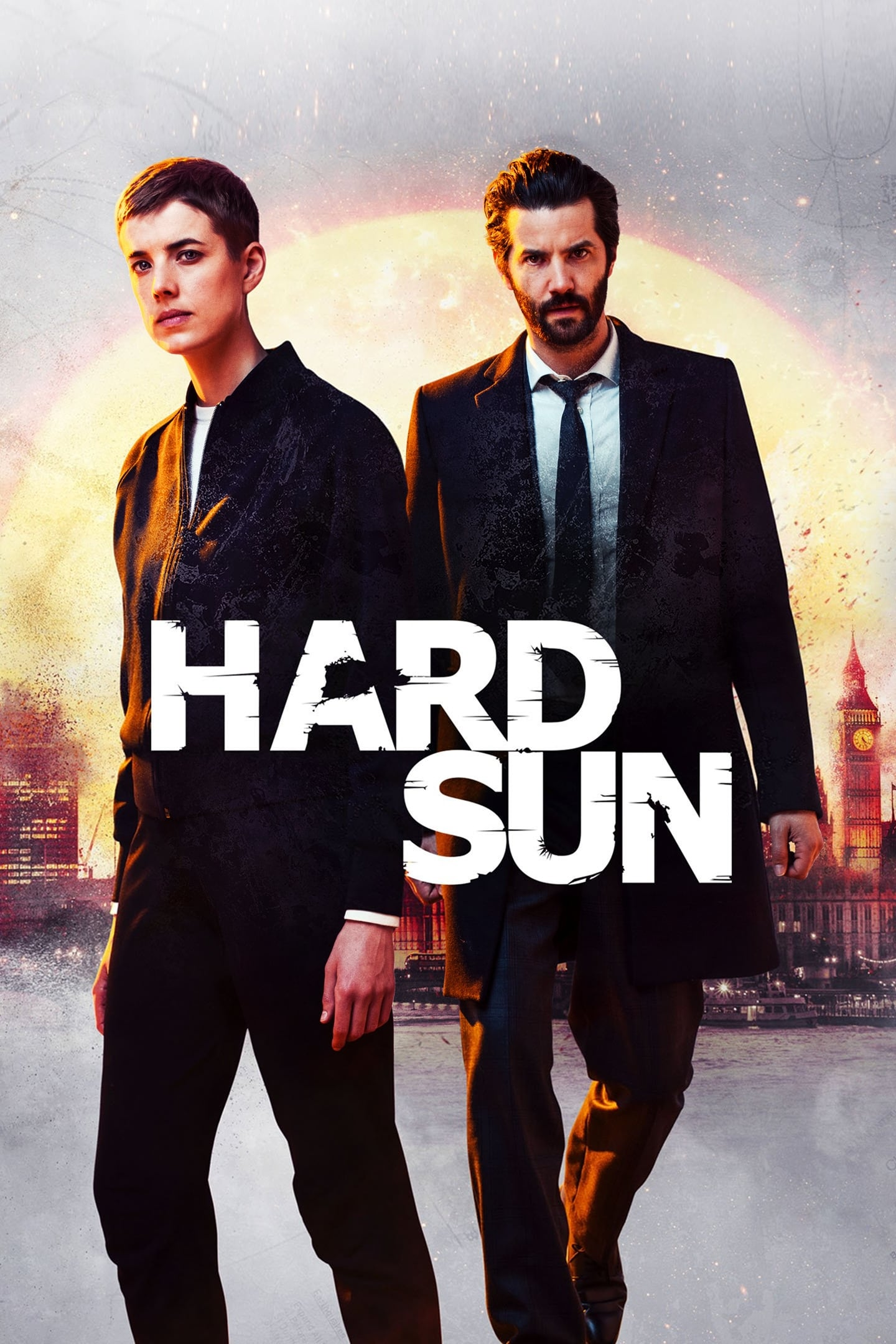 Hard Sun series tv complet