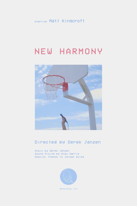 New Harmony (2019)