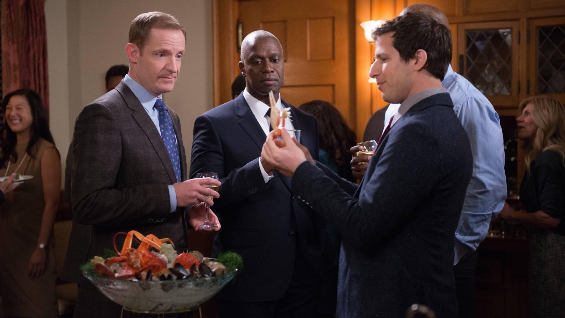 Brooklyn Nine-Nine Season 1 :Episode 16  The Party