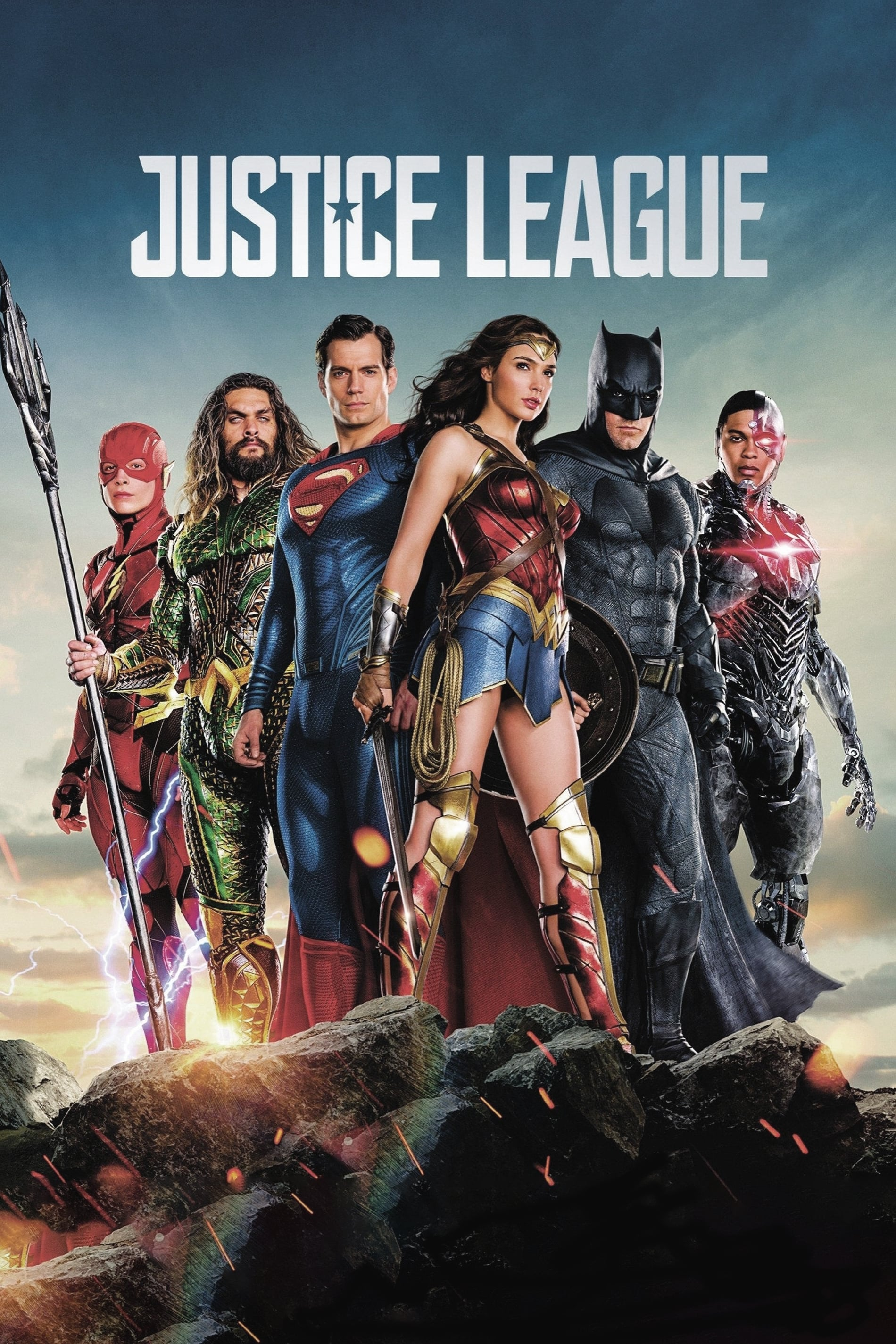 Justice league 2017 posters the movie database tmdb - Coup de foudre a bollywood streaming vf ...
