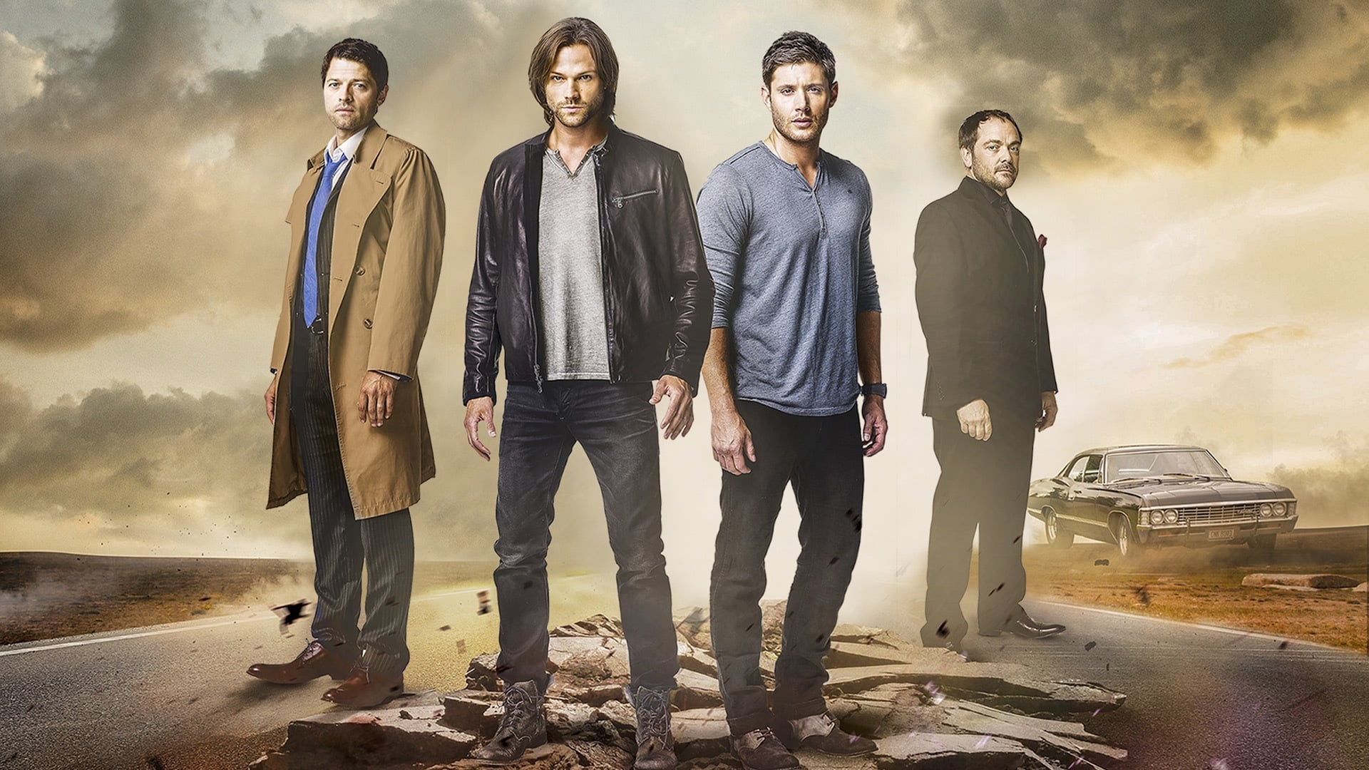 Supernatural - Season 2 (1970)