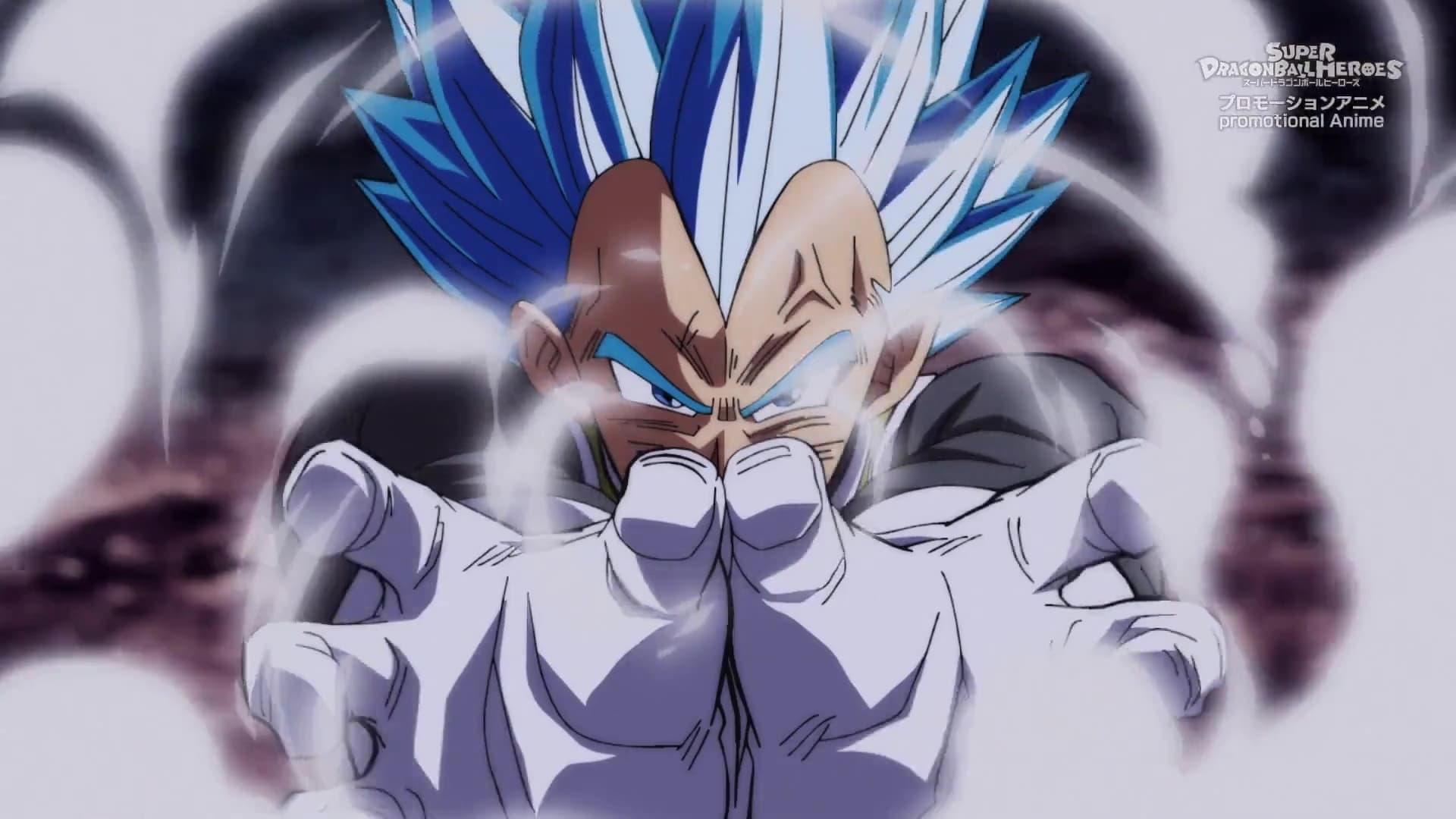 Super Dragon Ball Heroes Season 2 :Episode 5  Fierce Fight! Universe 11's Climactic Battle!