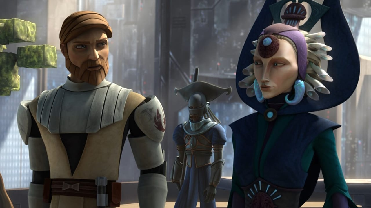 Star Wars: The Clone Wars Season 2 :Episode 12  The Mandalore Plot