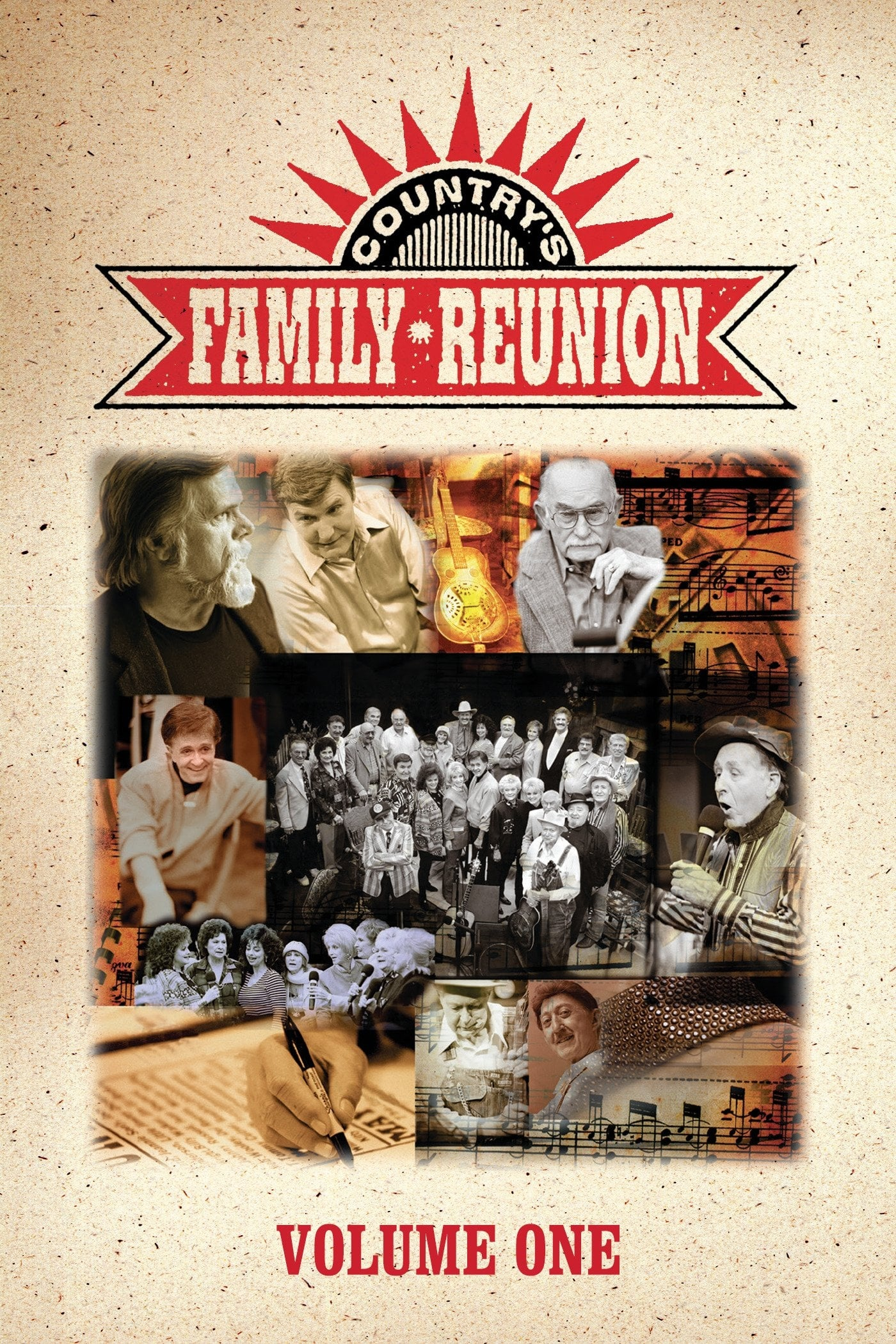 Country's Family Reunion 1: Volume One on FREECABLE TV