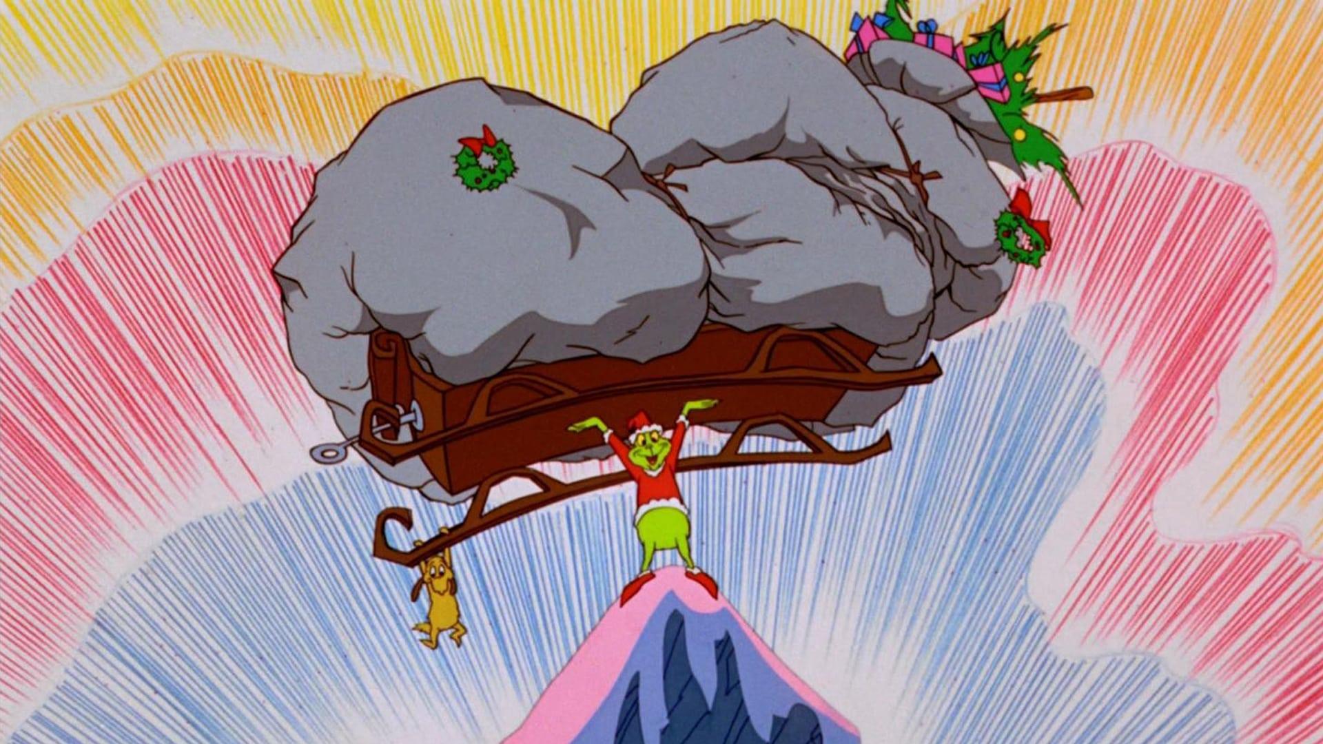 ¡Cómo el Grinch se robó la Navidad!