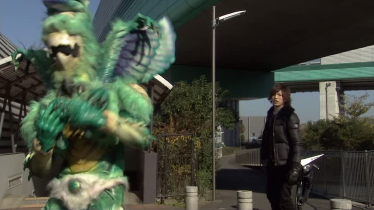 Kamen Rider Season 20 :Episode 18  Farewell to N/Friends in the Wind