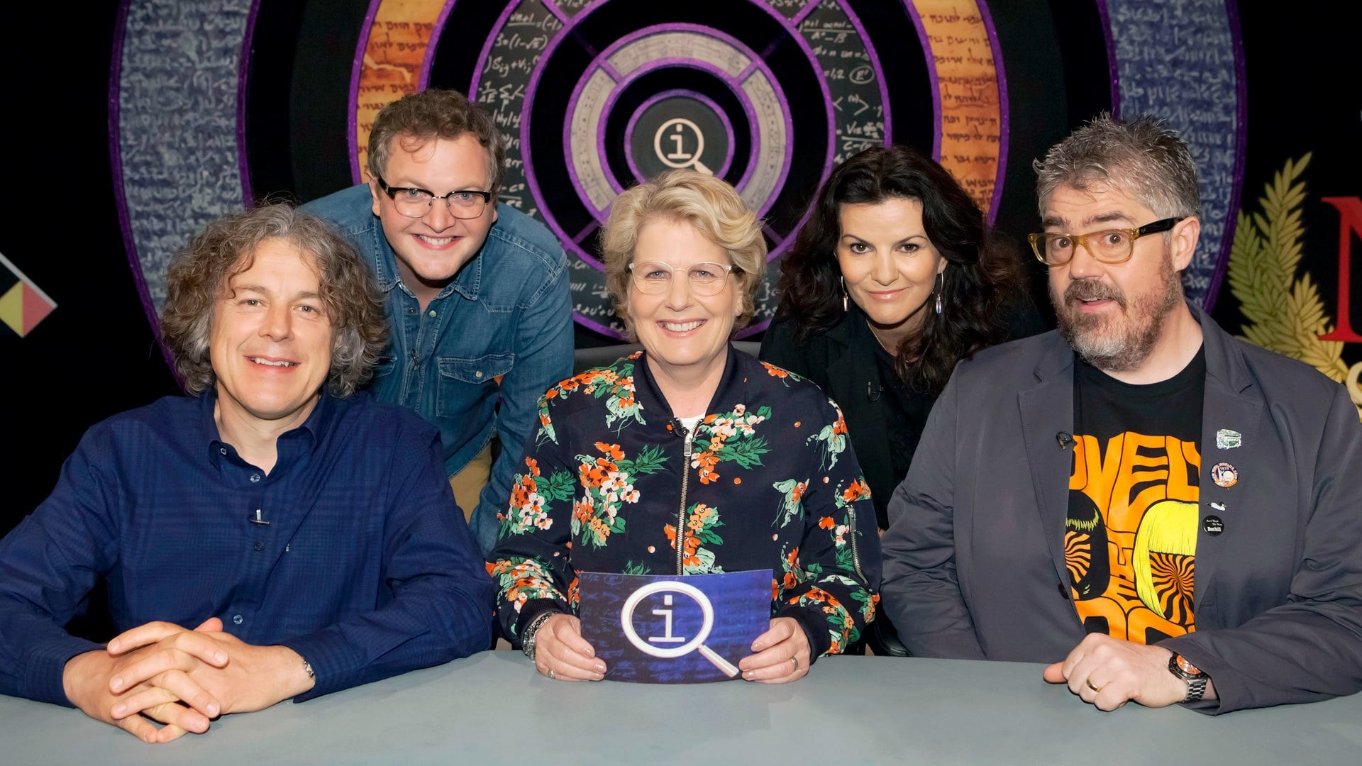 QI Season 14 :Episode 8  Non Sequiturs