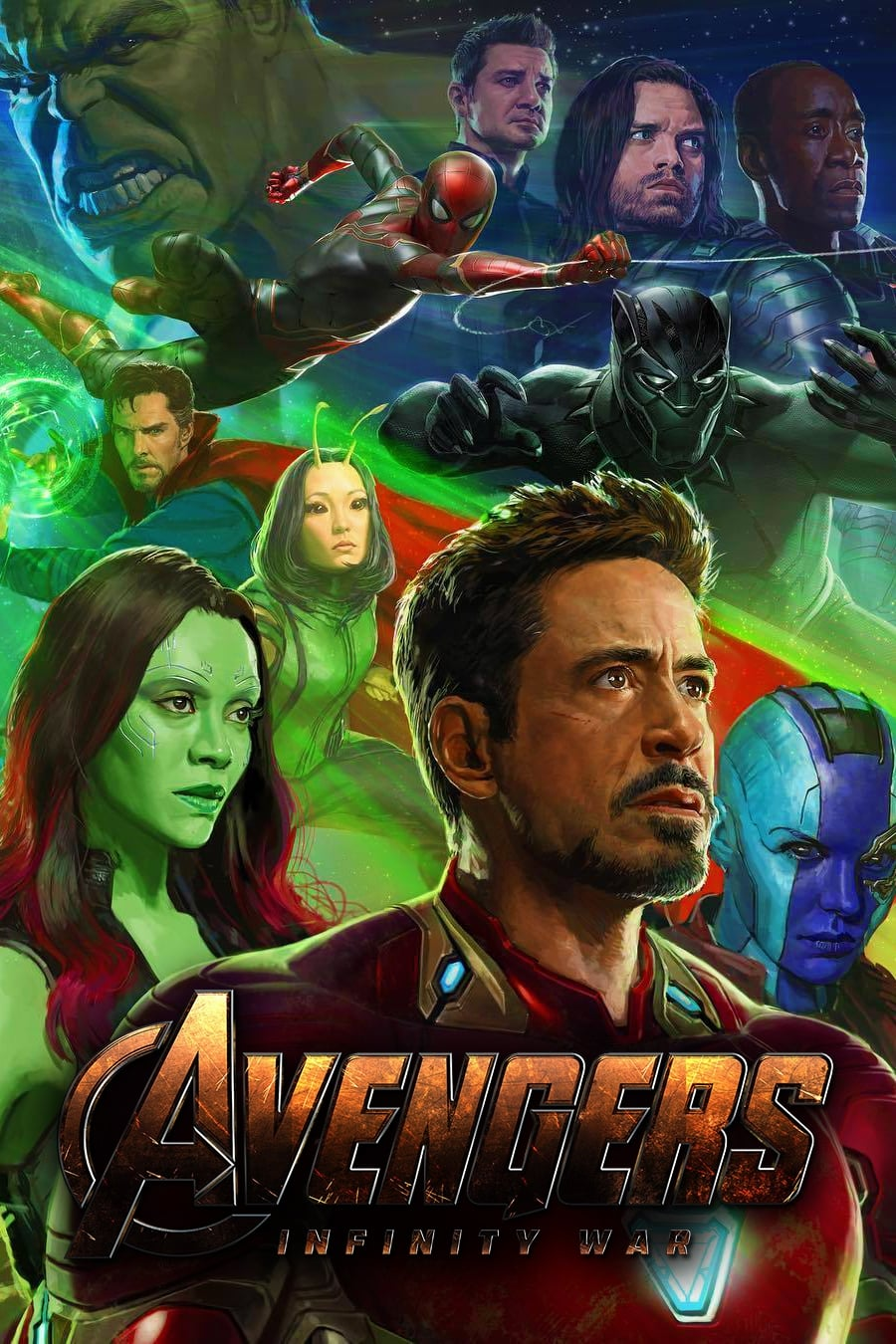 avengers infinity war hd stream