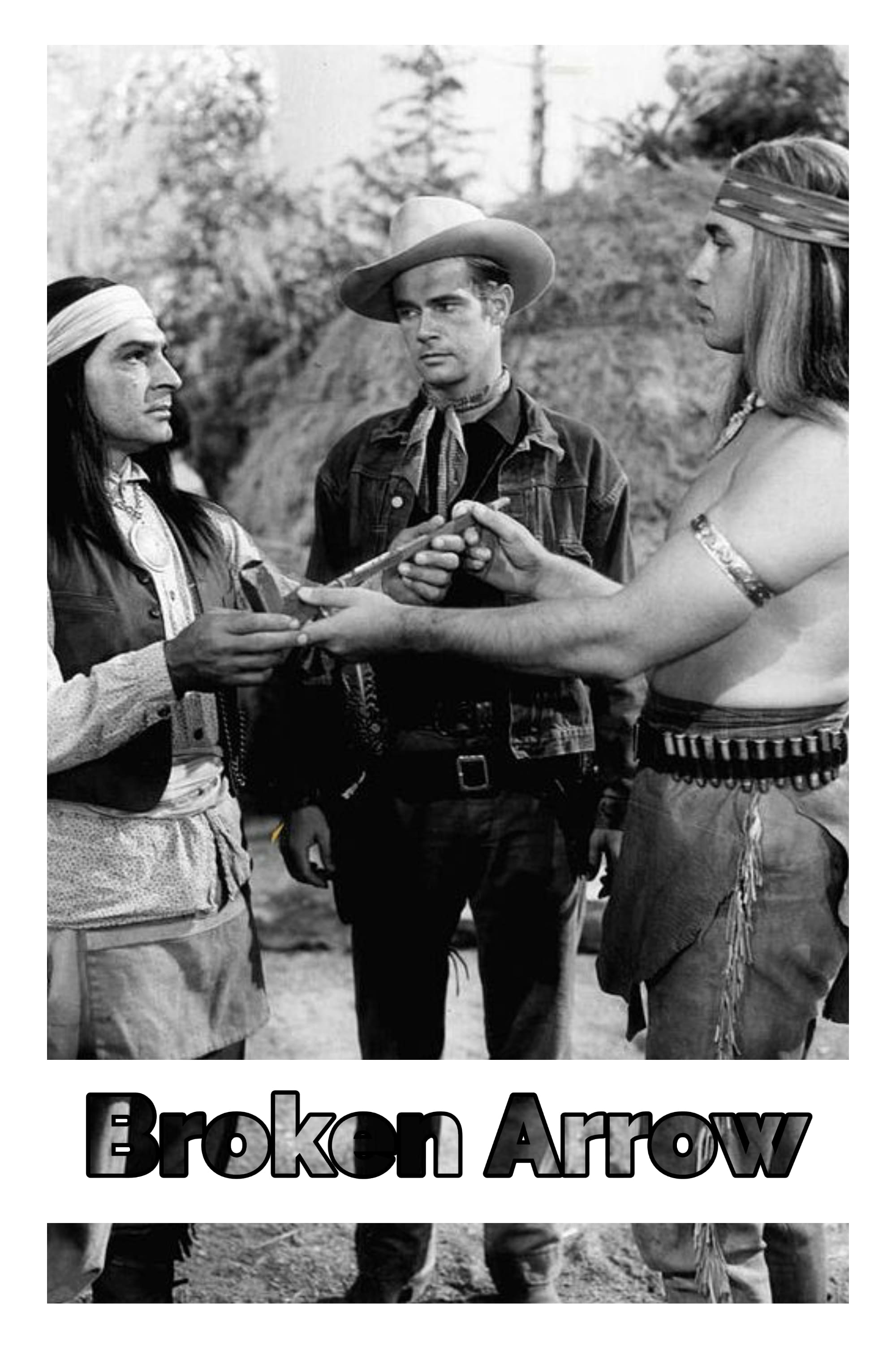 Broken Arrow (1956)