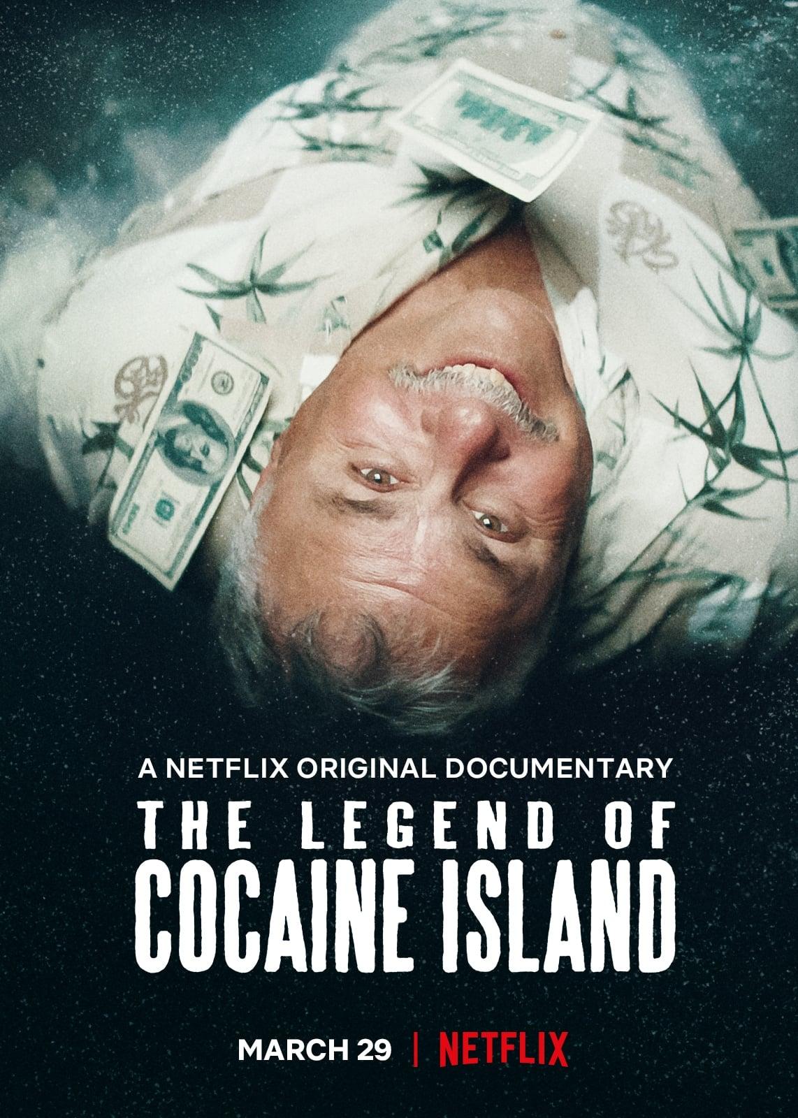 A Lenda da Ilha do Pó poster, capa, cartaz