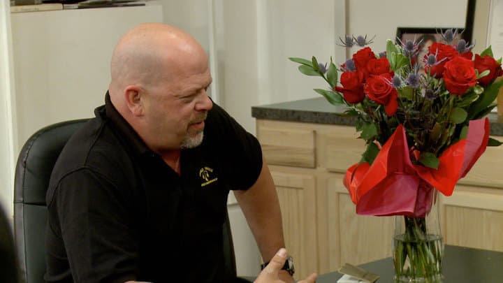 Pawn Stars Season 10 :Episode 26  Secret Admirer