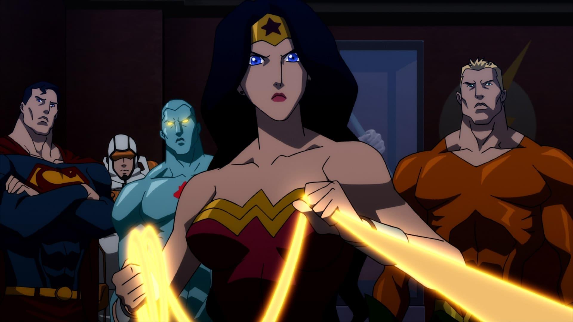 Justice League Stream German