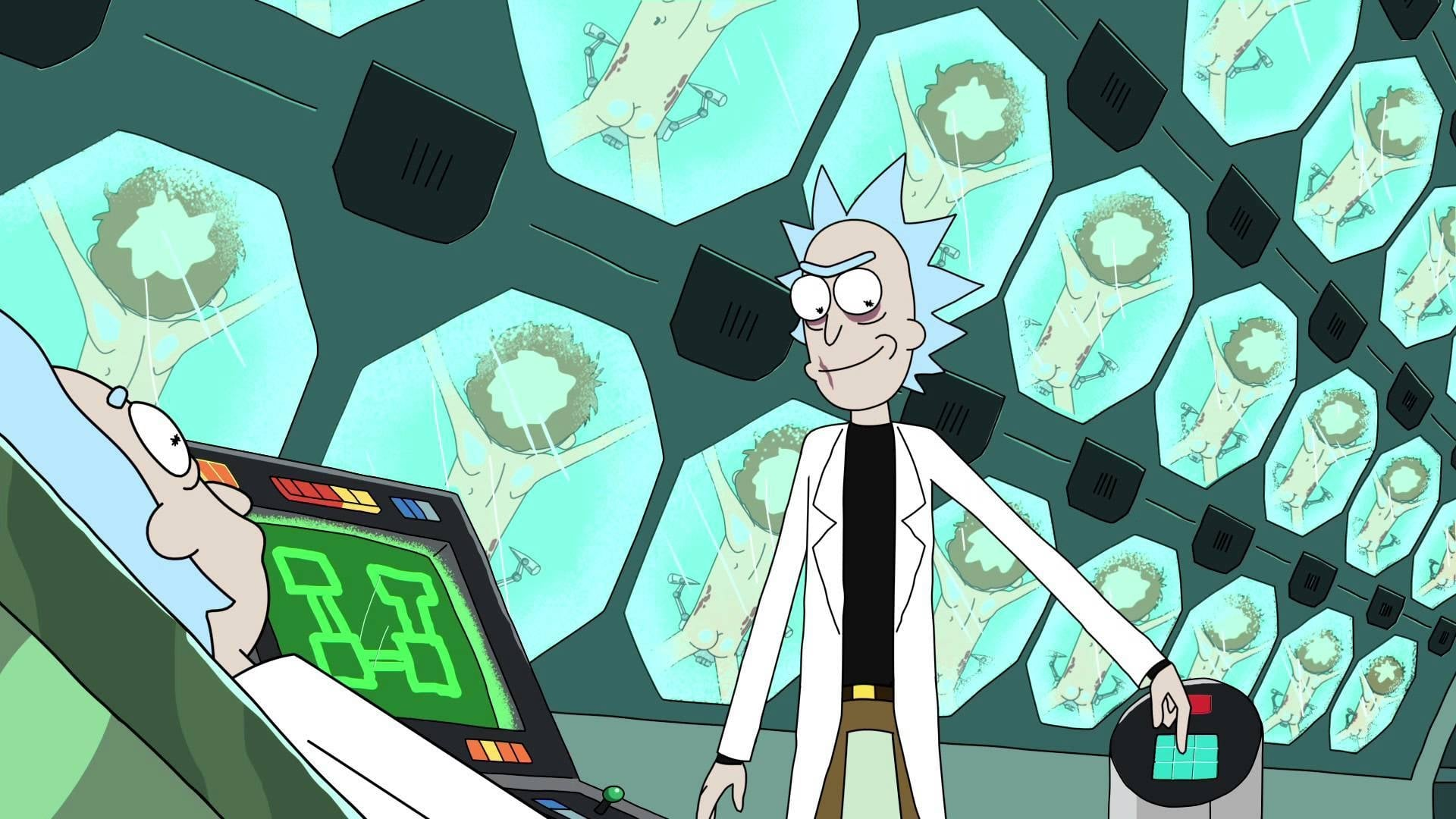 Watch Rick And Morty 1x10 Free On Gomovies