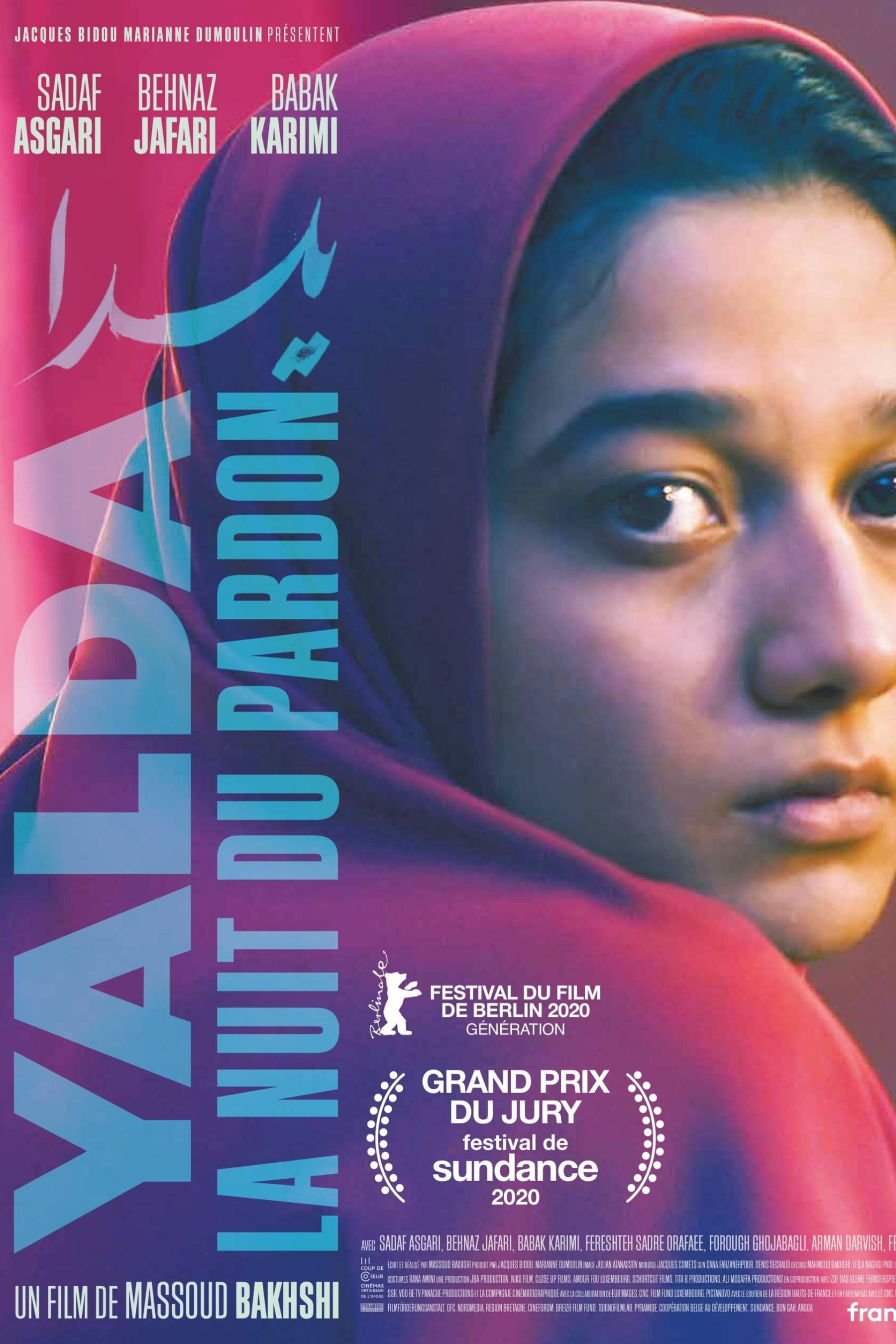 Yalda, la nuit du pardon streaming sur libertyvf