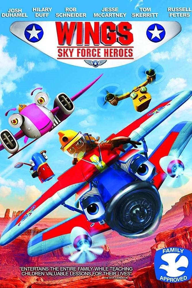 Wings: Sky Force Heroes on FREECABLE TV