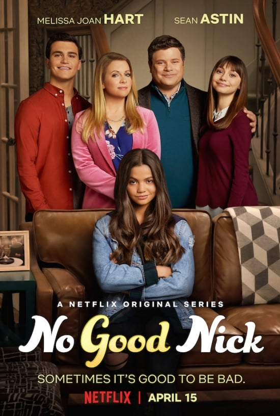 No Good Nick 1ª Temporada poster, capa, cartaz