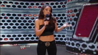 WWE Raw Season 17 :Episode 37  Episode #854