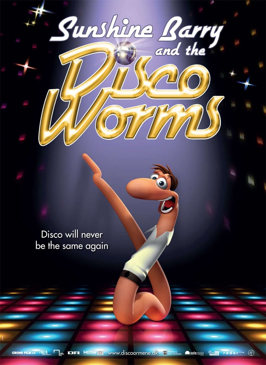 Sunshine Barry & the Disco Worms (2008)