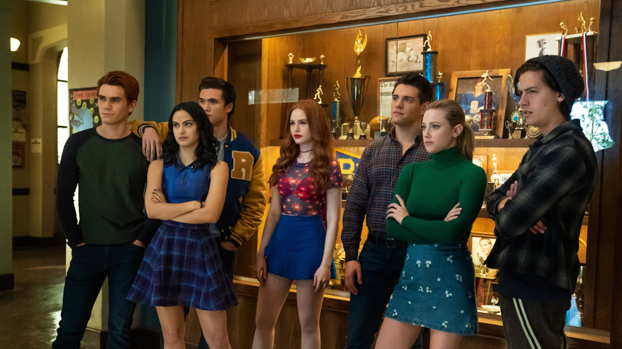 "Riverdale Season 4 :Episode 19  Kapitel sechsundsiebzig: ""Mord an Mr. Honey"""