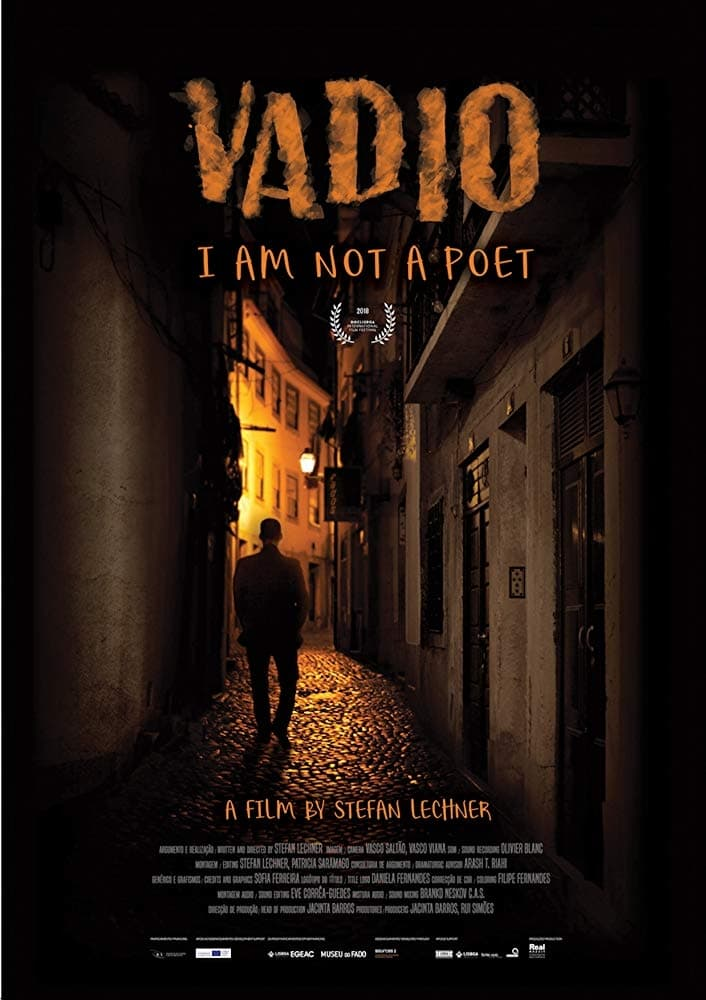 Vadio - I Am Not A Poet (2018)
