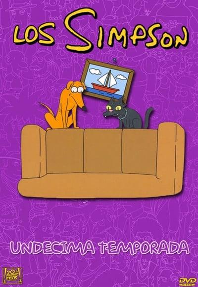 Los Simpson Season 11