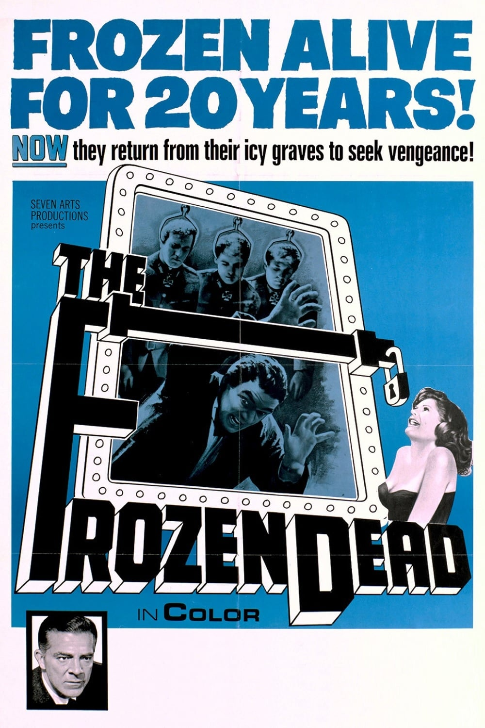 The Frozen Dead (1966)
