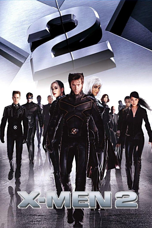 Póster X-Men 2
