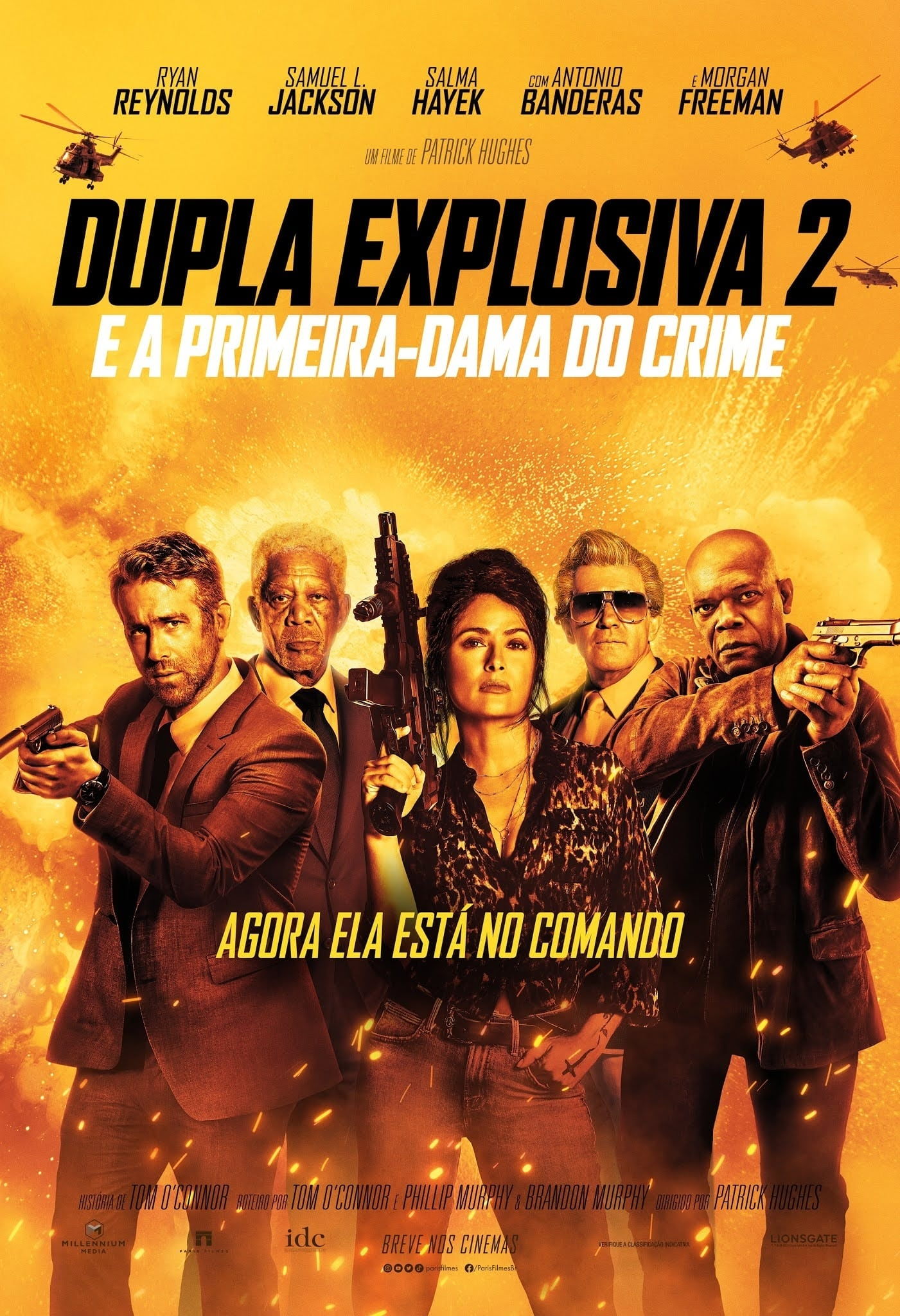 Dupla Explosiva 2: E a Primeira-Dama do Crime Legendado