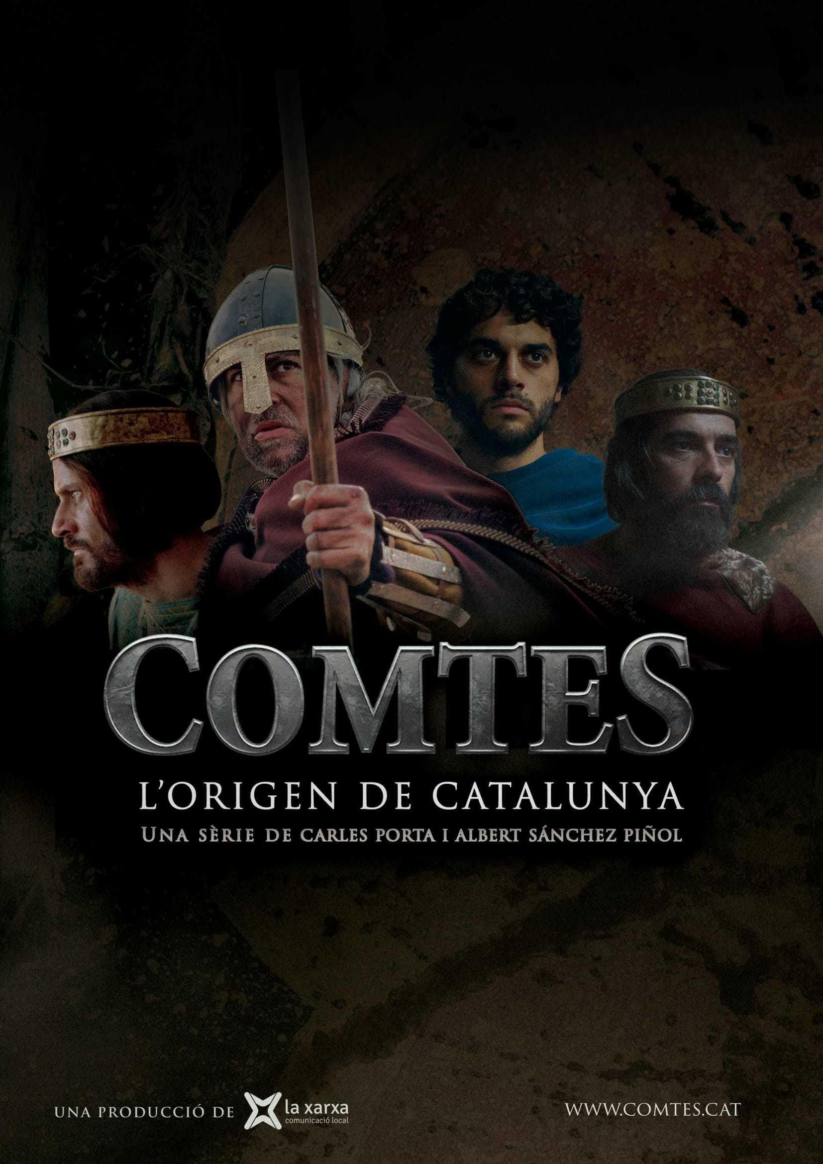 Comtes, l'orígen de Catalunya (2017)
