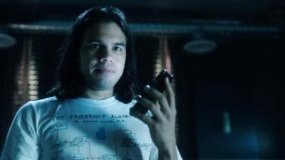 The Flash Season 0 :Episode 1  The Chronicles Of Cisco: Entry 0419 - Part 1