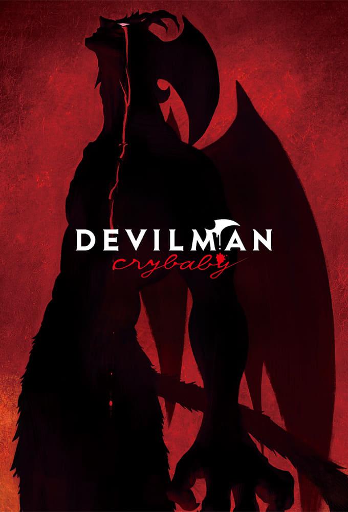 Devilman: Crybaby Poster