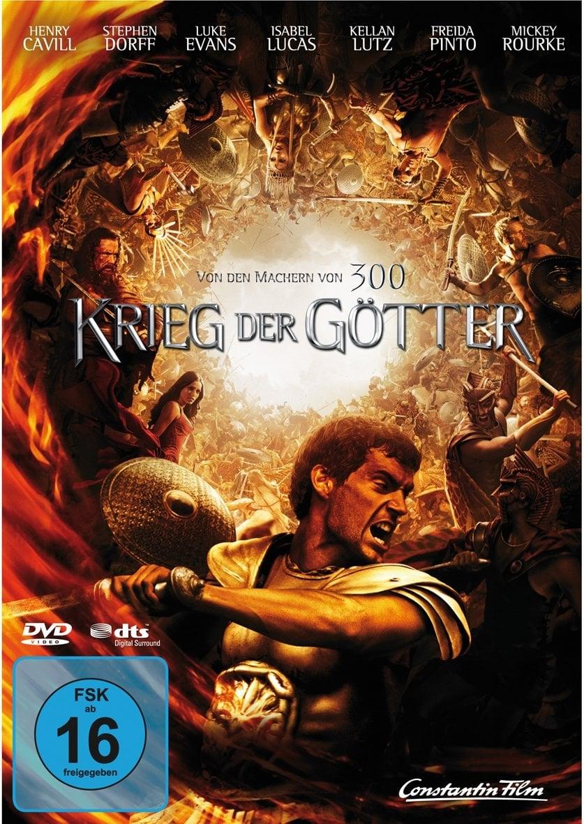 Krieg Der Götter Ganzer Film Deutsch