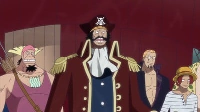 One Piece Season 0 :Episode 8  Strong World Episode 0