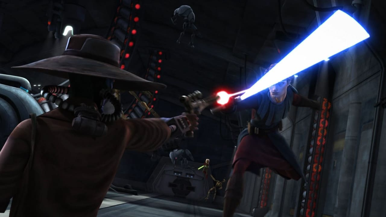 Star Wars: The Clone Wars Season 2 :Episode 2  Cargo of Doom