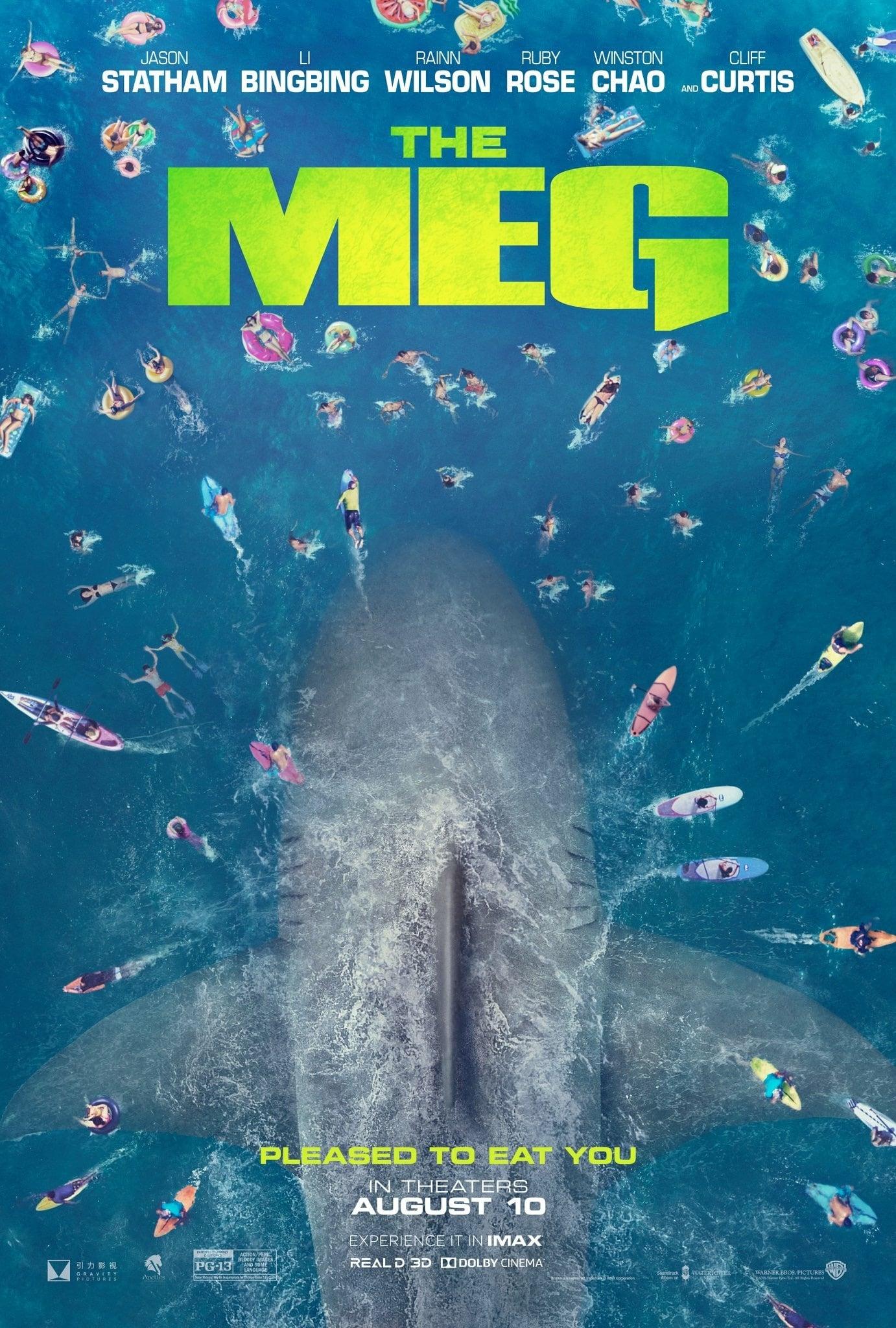 მონსტრი სიღრმეში / The Meg - (ქართულად)