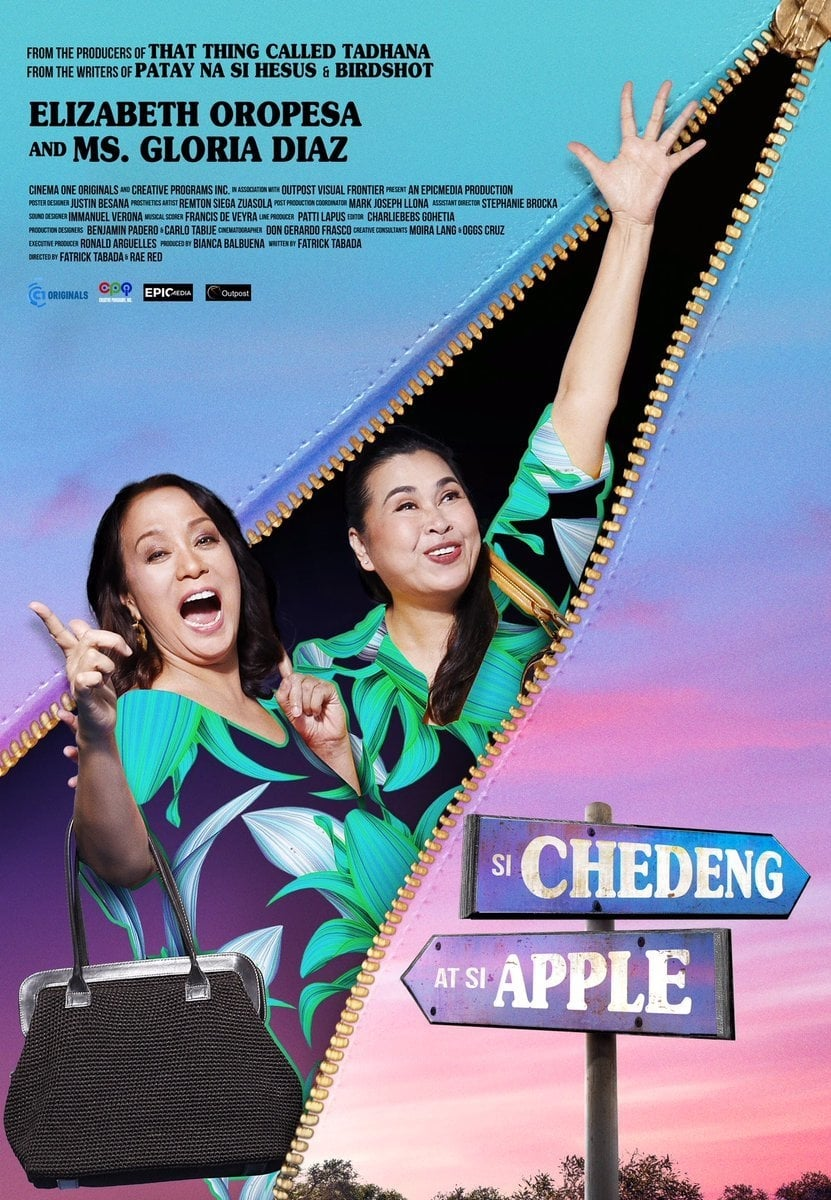 Ver Si Chedeng at Si Apple Online HD Español ()