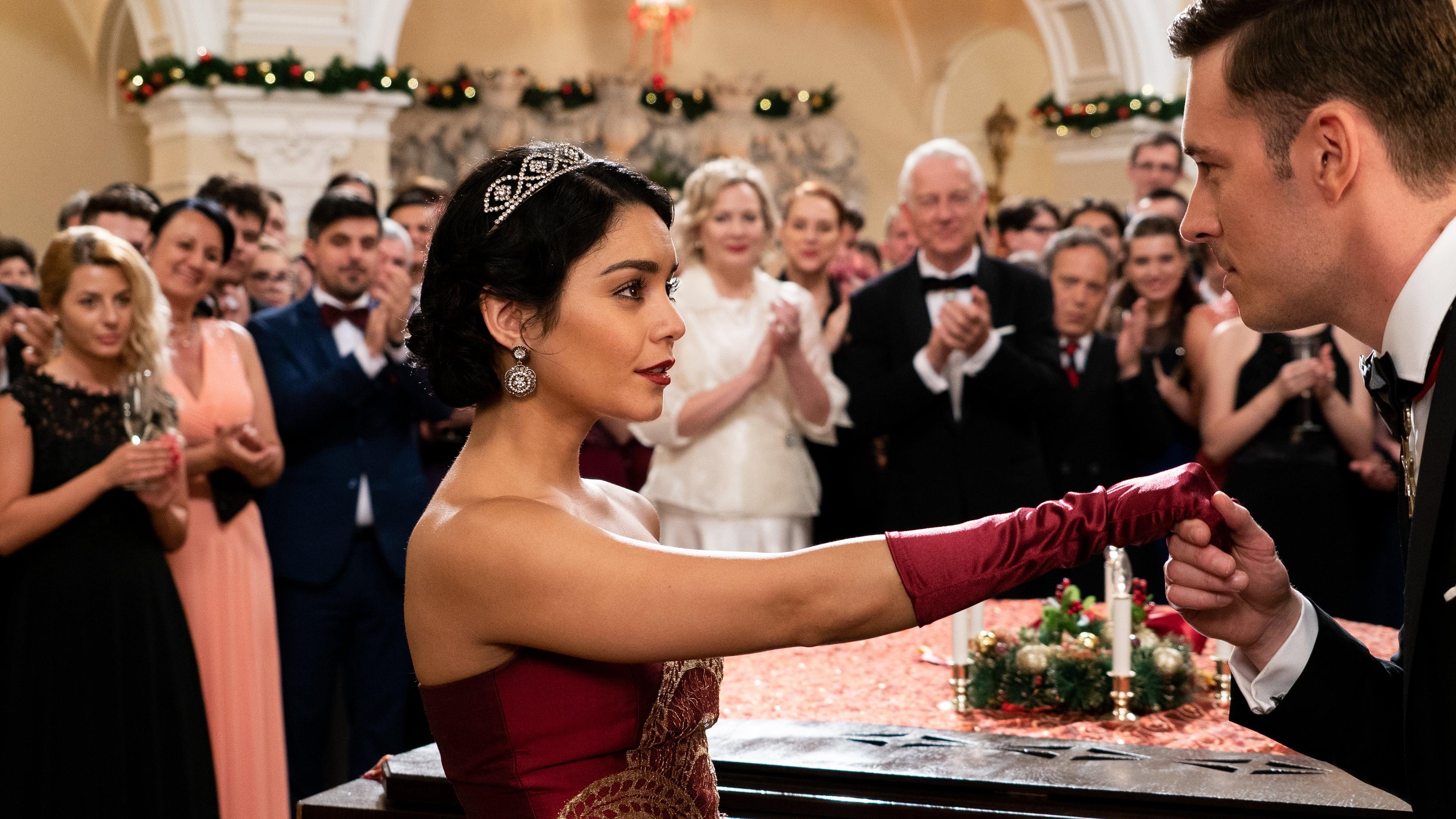 DESCARGAR Cambio de princesa (2018) pelicula completa en español latino