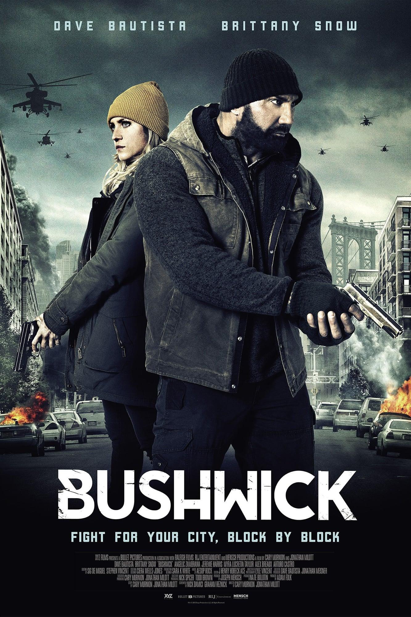 Bushwick (2017) Online