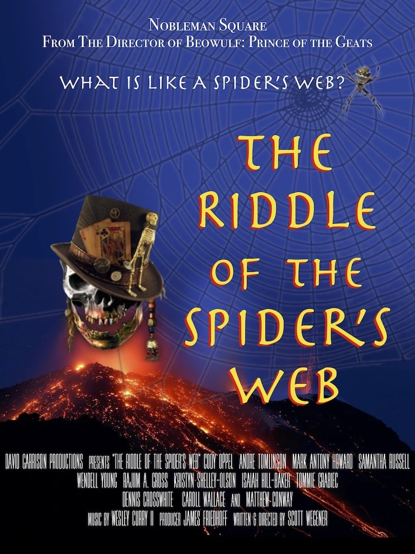 Ver The Riddle Of The Spider's Web Online HD Español ()