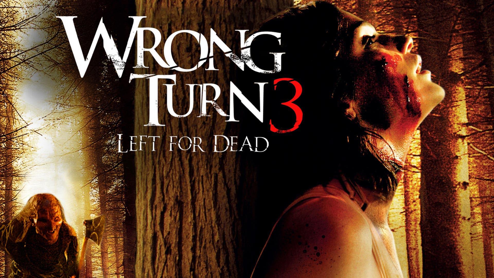 Camino hacia el terror 3: Abandonado para morir
