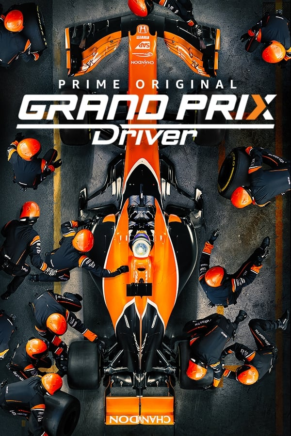 GRAND PRIX Driver TV Shows About Race