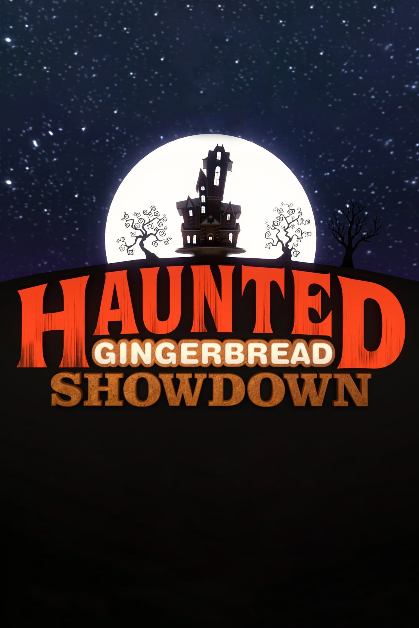 Haunted Gingerbread Showdown TV Shows About Cooking Competition