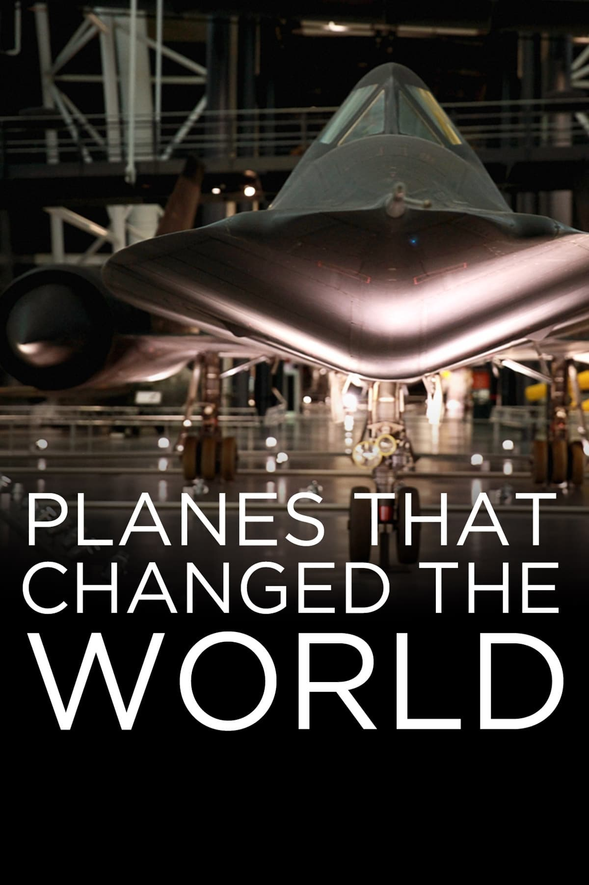 Planes That Changed the World TV Shows About Aviation