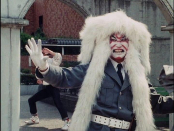 Super Sentai Season 17 :Episode 13  Ka-Kabuki Boy