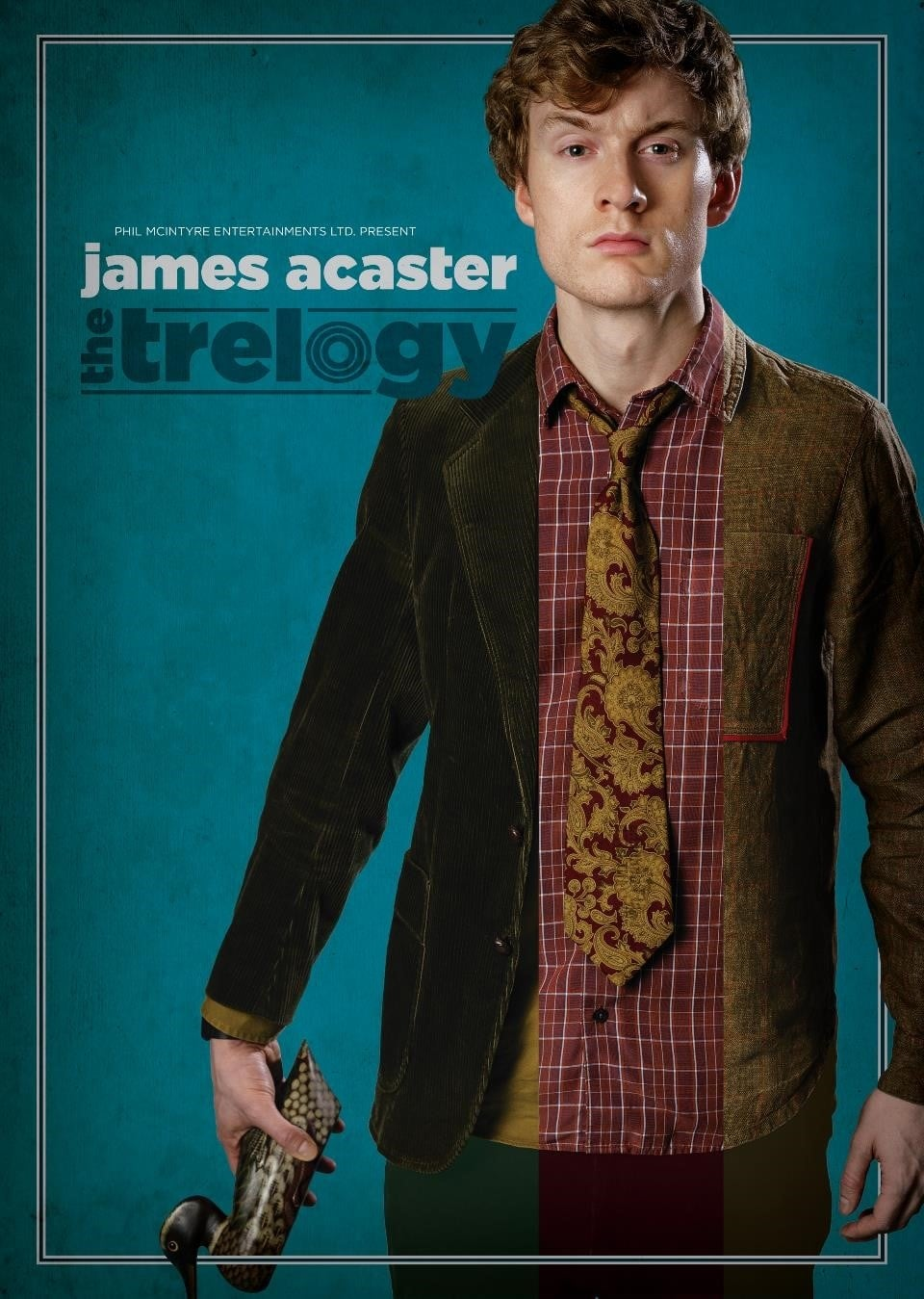 Ver James Acaster: Represent Online HD Español (2018)