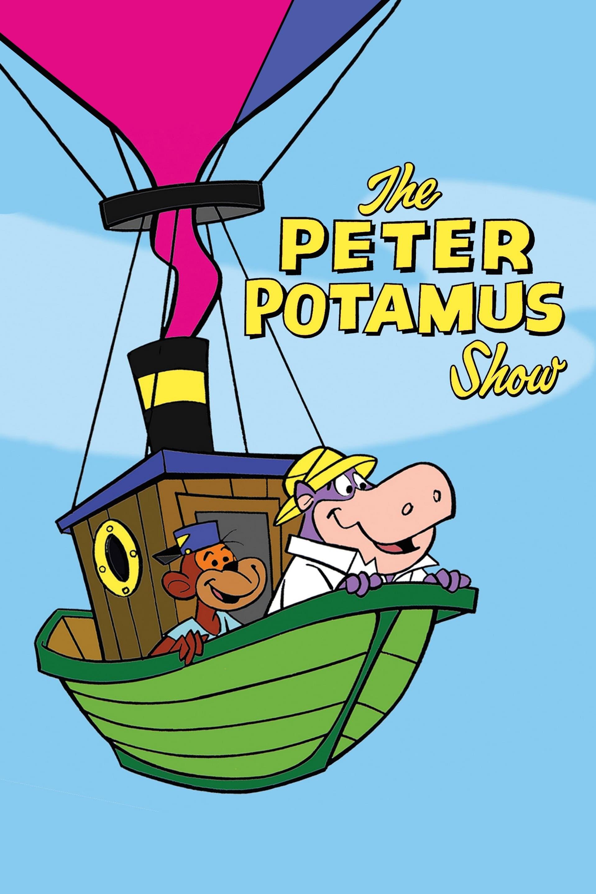 The Peter Potamus Show TV Shows About Escape